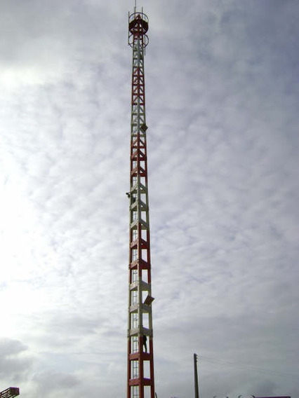 Torre Auto Portante 40 Metros Profissional