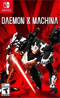 Daemon X Machina - Game Warrior