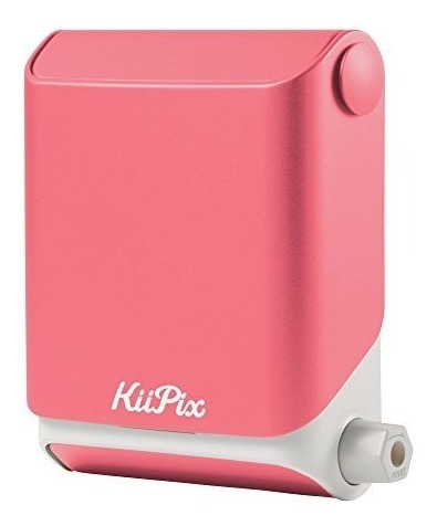 Impresora De Fotos Para Telefonos Inteligentes Kiipix Pink Mercado Libre