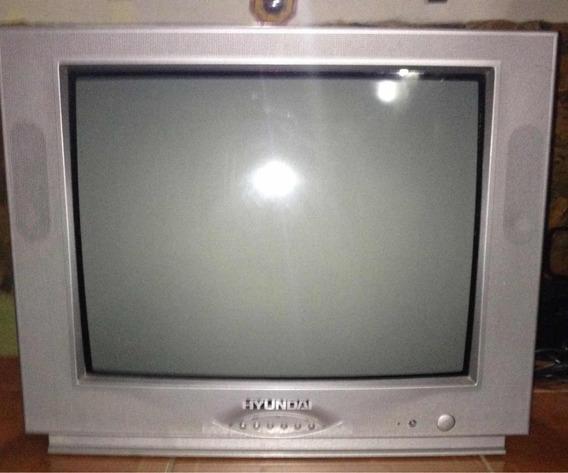 Tv Convencional 21 Pulgadas Hiunday