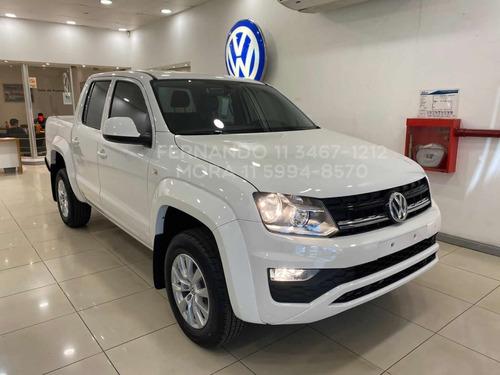 0km Amarok Comfortline 4x2 Nueva Automática Volkswagen 2021