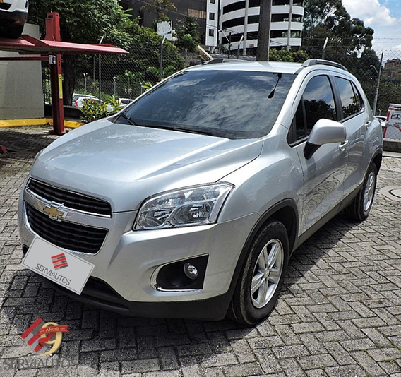 Chevrolet Tracker Ls 4x2 Mt 1.8 2016 Iud457