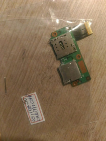 Leitor De Cartão E Chip Tablet T1060 Positivo