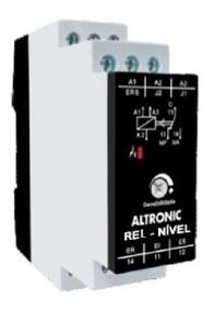 Relê Controle De Nível Rel-01/03 220/380vca Tron / Altronic