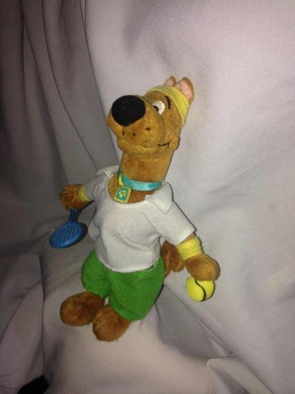Boneco Scooby Doo Pelucia Santander