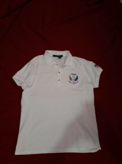Polo Ralph Laurent Mujer Talla L No Guess Lacoste Hilfiger