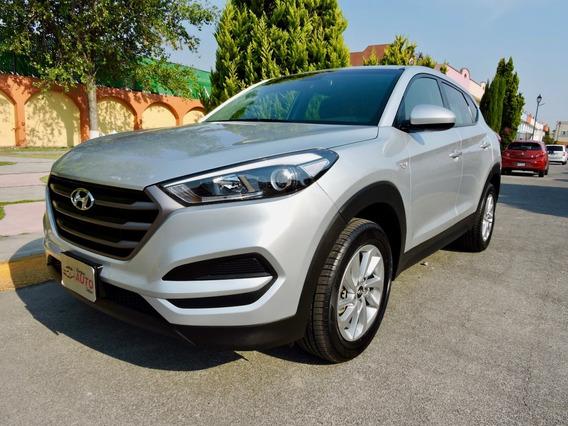 Hyundai Tucson Gls Aut 2018 Factura Agencia, Tomamos Auto
