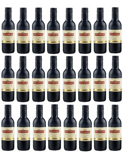 24 Mini Vinho P/ Lembrança Tinto Suave Quinta Morgado 245ml