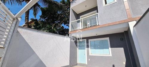 Imagem 1 de 20 de Casa Duplex Independente No Jardim Mariléa, Rio Das Ostras-rj - Ca0834