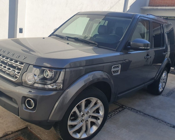 Land Rover Discovery 3.0 2016 Hse Mt