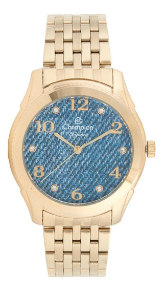 Relógio Champion Feminino Elegance Cn26984a