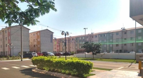 Apartamento Com 3 Dormitórios À Venda, 55 M² Por R$ 160.000,00 - Residencial Real Parque Sumaré - Sumaré/sp - Ap4111