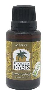 Aceite Facial De Germen De Trigo Puro Certificado - 30 Cc