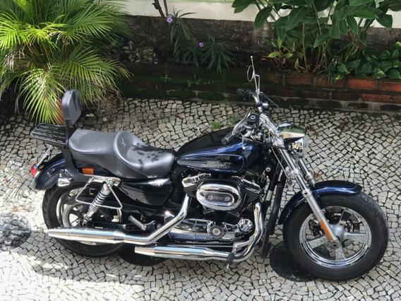 Harley Davidson Sportster Xl 1200 2013