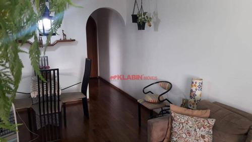 Apartamento À Venda, 75 M² Por R$ 636.000,00 - Campo Belo - São Paulo/sp - Ap9253