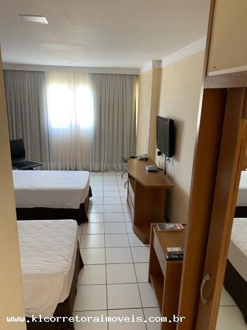 Imagem 1 de 12 de Flat Para Venda Em Natal, Ponta Negra, 1 Dormitório, 1 Suíte, 1 Banheiro, 1 Vaga - Ka 1573_2-1221996