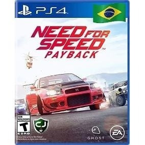 Need For Speed Payback Ps4 Original 1 Primario