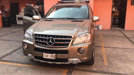 Mercedes-benz Clase M 3.5 Ml 350 Sport Mt 2010