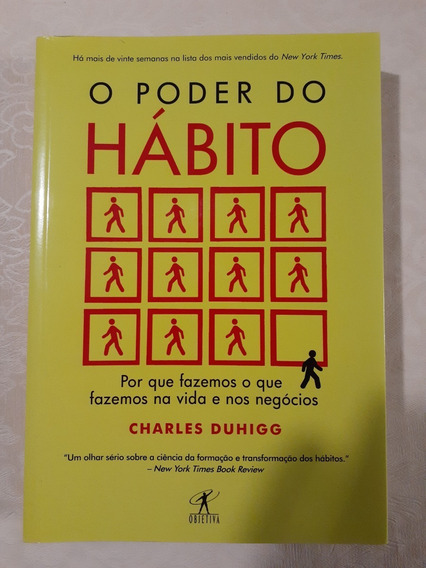 O Poder Do Hábito - Charles Duhig [livro]