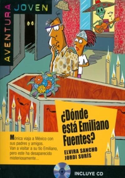Donde Esta Emiliano Fuentes? - Incluye Cd