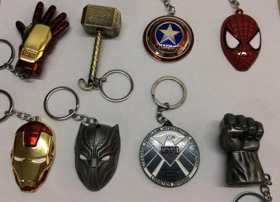 Llaveros De Marvel Y Dc Comic Superheroes Favoritos