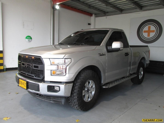 Ford F-150 4x4 3.5at
