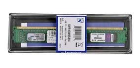 Memória Pc Kingston Ddr3 4gb Pc3 10600 P/ Intel Amd