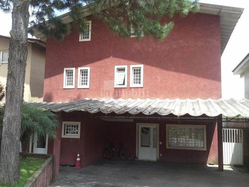 Imagem 1 de 15 de Casa Em Condominio - Gv17697