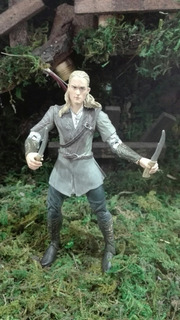 Lord Of The Rings Legolas Toy Biz Abierto