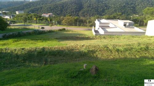 Terreno Em Condomínio Para Venda Em Santana De Parnaíba, Alphaville - Gênesis Ii - 1001310_1-1816415