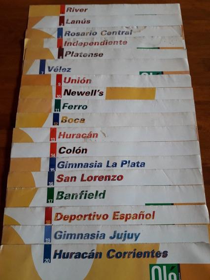 Murales Diario Ole 1996