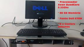 Servidor Dell Power Edge 1950 G2 Xeon Quadcore 8gb Ram