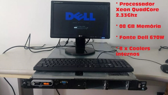 Servidor Dell Power Edge 1950 G2 Xeon Quadcore 8gb Ram
