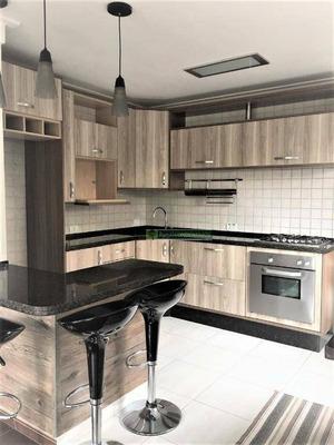 Casa Com 3 Dormitórios À Venda, 220 M² Por R$ 1.140.000 - Santa Quitéria - Curitiba/pr - Ca0297