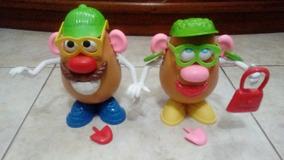 Casal Sr. Cabeça De Batata - Mr. Potato Head 2006/2007