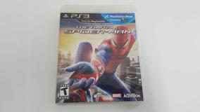 Jogo The Amazing Spider Man - Ps3 - Original - Midia Física
