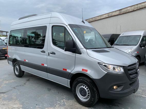 Sprinter 415 2019 0km 2.2 Cdi Luxo Teto Alto (9+1) 5p