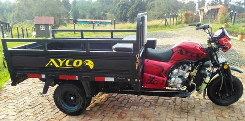 Motocarro Ayco 250cc
