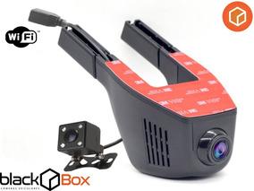 Câmera Veicular Black Box Gp Dual - 2 Câmeras + Wireless