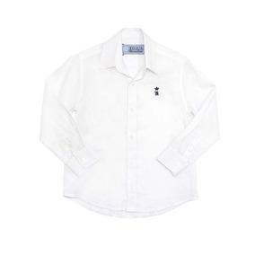 Camisa Linho Infantil