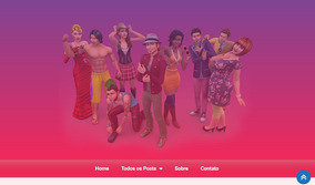 The Sims | Blog Para Jogo The Sims