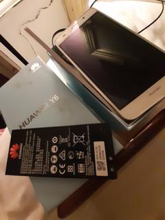Celular Huawei Y6 En Perfecto Estado!