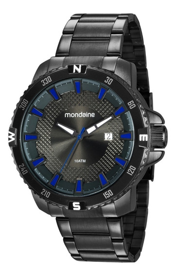 Relógio Mondaine Masculino 53646gpmvps1