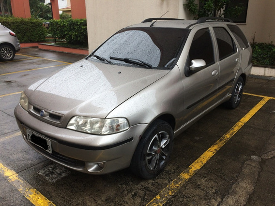 Fiat Palio 1.6 Mpi Stile Weekend 16v Gasolina 4p - Ano 2003