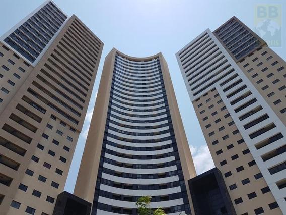 Apartamento Para Venda Em Natal / Rn No Bairro Candelária - Porto Aren - 34360305