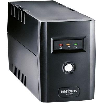 Nobreak Intelbras 600va Mono 220v P/ Pc Xbox Camera
