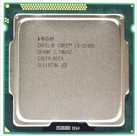 Processador Core I5 2500s 2.70 Ghz Lga 1155 Envio Grátis