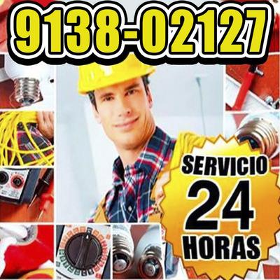 Tecnico Electricista Todo Lima 24 Horas Y Feriados