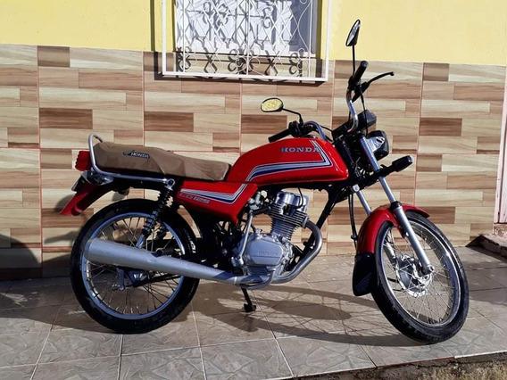 Honda Honda Cg 125 1983