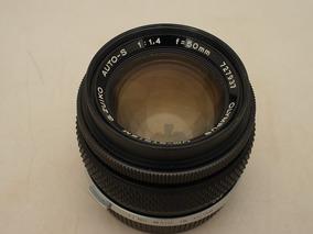 Ultimo Lente Zuiko Olympus Om 50mm F1.4 Sony A7 Canon 5d §§§